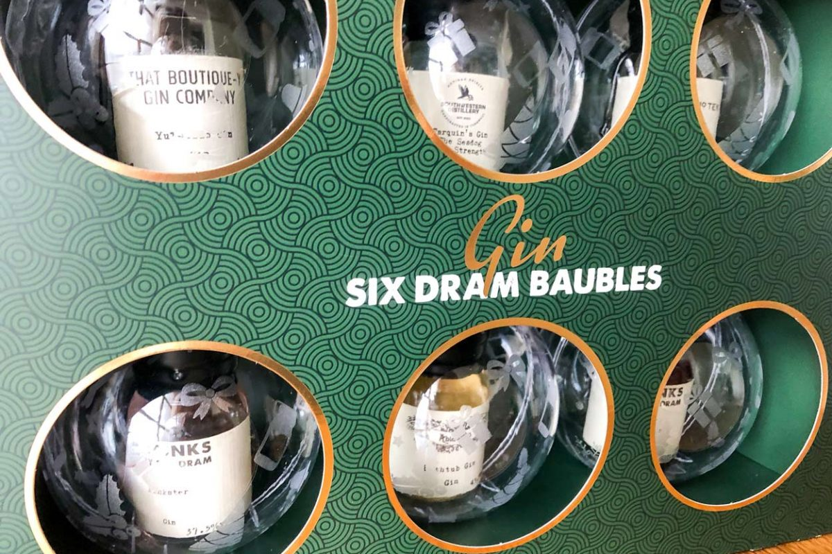 Christmas Alcohol Gift Sets.Get Into The Spirit Of Christmas With Drinks By The Dram